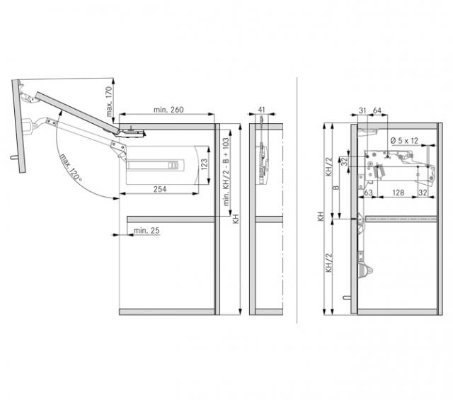 grass hinges installation instructions