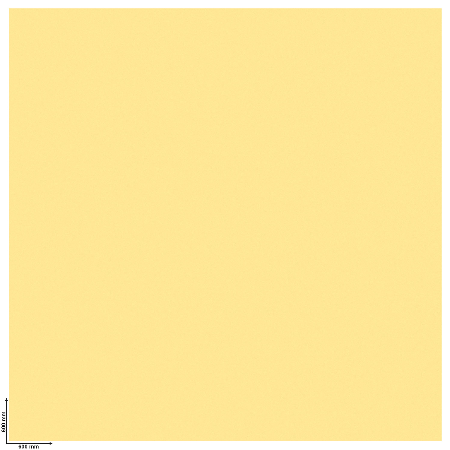 Laminated chipboard - Yellow Pastel - Rosi.bg